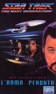 STAR TREK THE NEXT GENERATION - L' ARMA PERDUTA